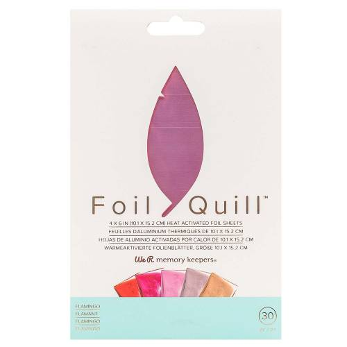 WRMK-Flamingo-Foil-Quill-Sheets-From-GM-Crafts