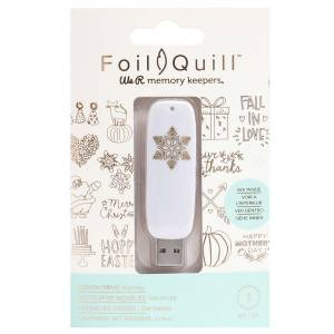 WRMK-Foil-Quill-Holiday-USB-From-GM-Crafts