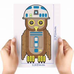 XL-Star-Owl-3-Matt-HTV-Transfer