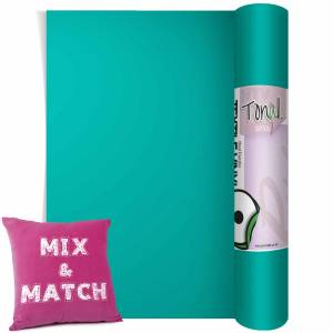 Teal-Tonal-Pastel-Coloured-HTV-Rolls