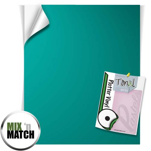 Teal-Tonal-Pastel-Coloured-Sheets