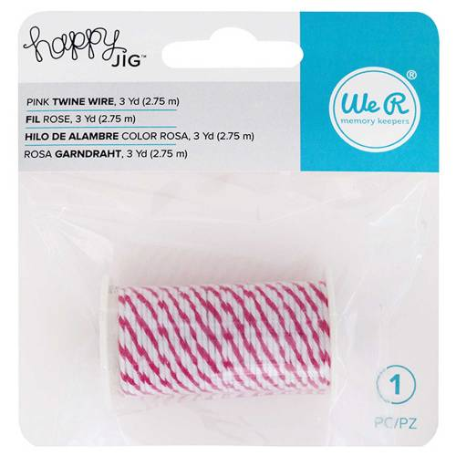 WRMK-Pink-Twine-Wire-From-GM-Crafts