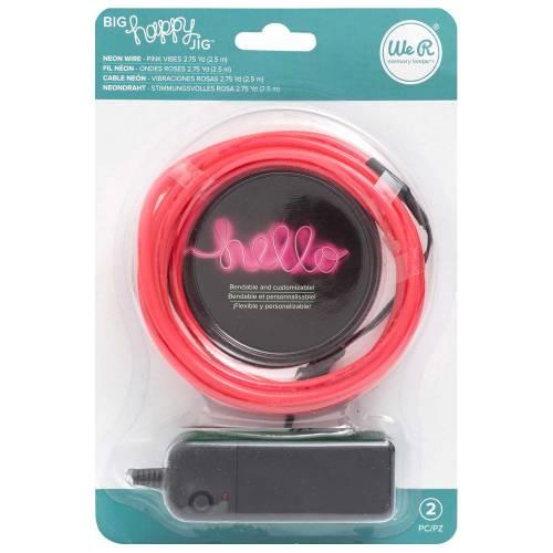 Big-Happy-Jig-Neon-Wire-Pink-Vibes