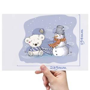 XL-Christmas-Bear-1-Matt-HTV-Transfer