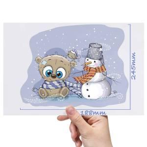 XL-Christmas-Teddy-1-Matt-HTV-Transfer