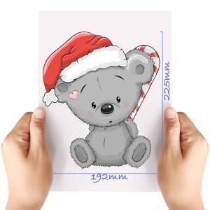 XL-Christmas-Teddy-Matt-HTV-Transfer