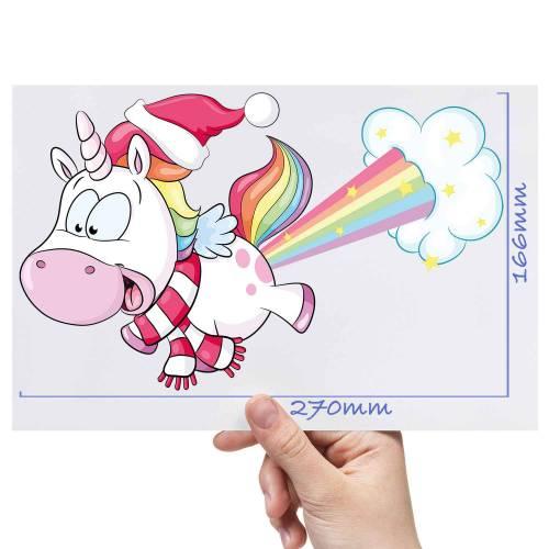 XL-Christmas-Unicorn-Matt-HTV-Transfer