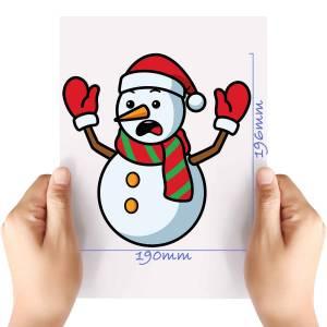 XL-Snowman-1-Matt-HTV-Transfer