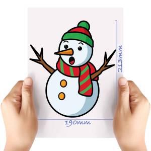 XL-Snowman-3-Matt-HTV-Transfer