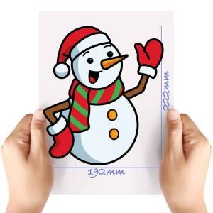 XL-Snowman-5-Matt-HTV-Transfer