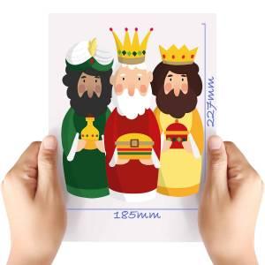 XL-Three-Kings-Matt-HTV-Transfer