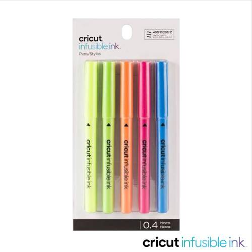 Cricut-Infusible-Ink-0,4mm-Neon-Pen-Set-5-Pack