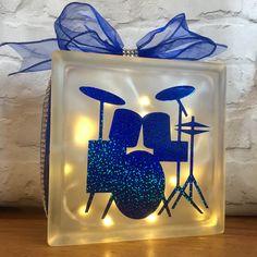 Example - Vinyl on light box
