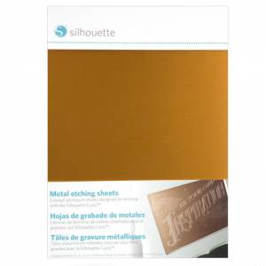 Silhouette-Metal-Etching-Sheets